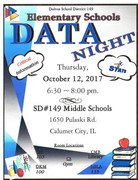 First Annual Data Night